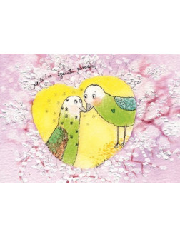 Meilė ir žydintis pavasaris