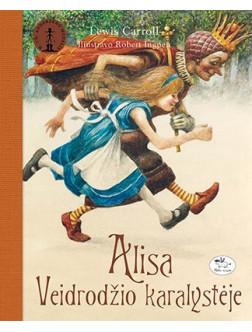 Alisa Veidrodžio karalystėje