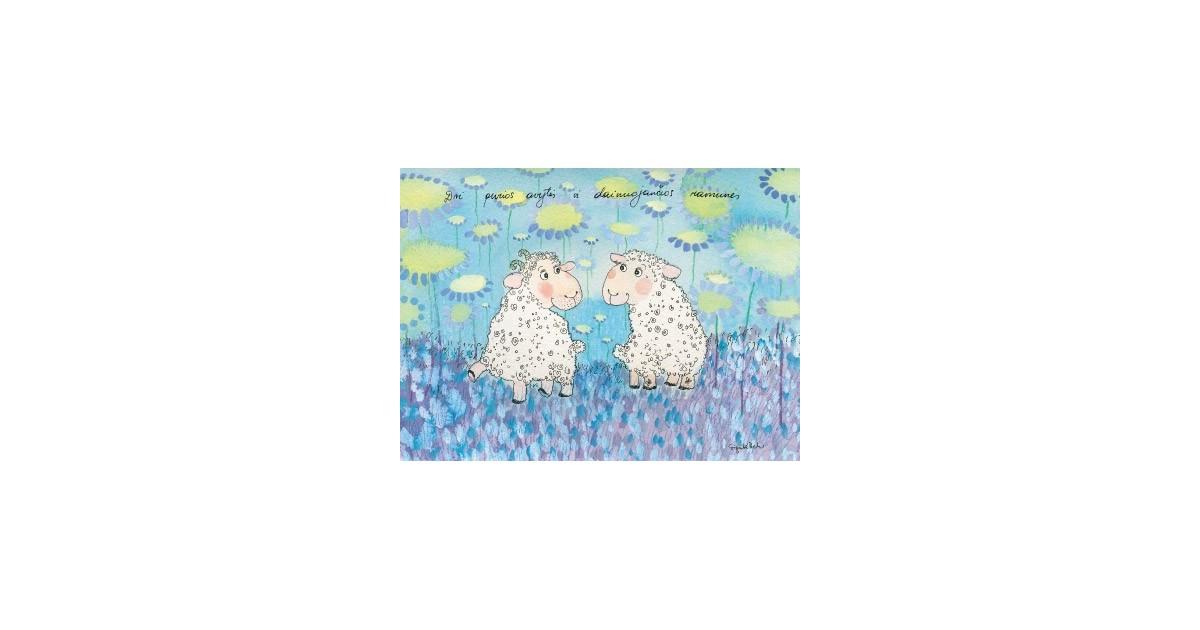 Dvi purios avytės ir dainuojančios ramunės