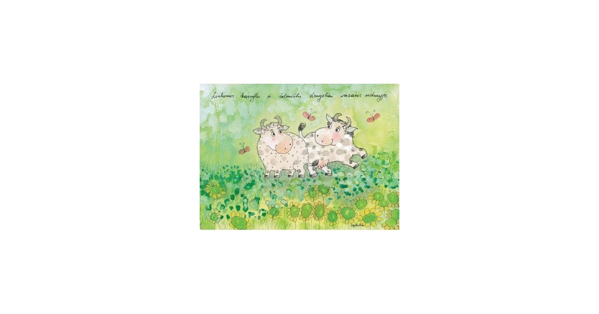 Linksmos karvytės ir šelmiški drugeliai vasaros viduryje
