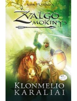 Žvalgo mokinys. Klonmelio karaliai (8)