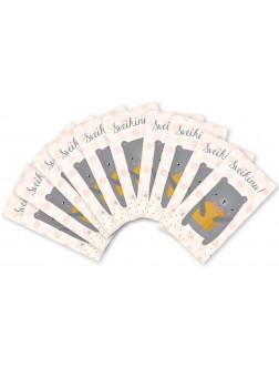 MUK.121 Mažų užrašų kortelių rinkinukas