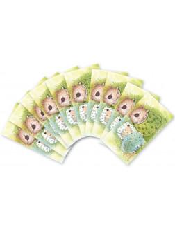 MUK.117 Mažų užrašų kortelių rinkinukas