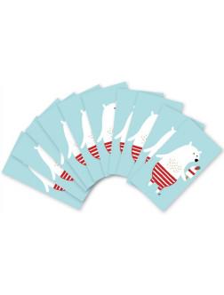 MUK137. Mažų užrašų kortelių rinkinukas