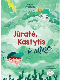 Jūratė, Kastytis ir Mikas